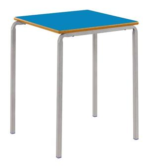 Crush Bent Classroom Table