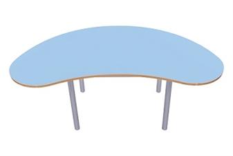 Kidney Bean Table Powder Blue