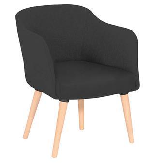 Tumble Chair With Beech Legs