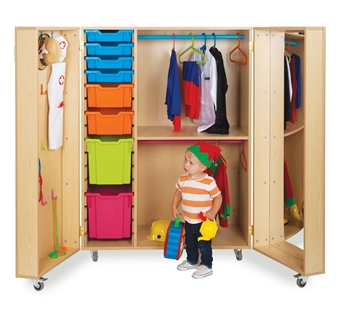 Dressing Up Cupboard