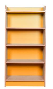 Standard Bookcase 1500mm High Jaffa