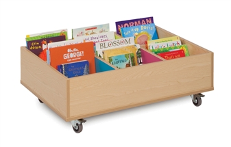 6 Bay Kinderbox On Wheels