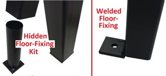 Optional Floor Fixings