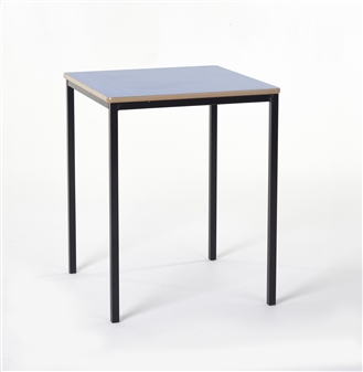 600 x 600 Black Frame Blue Top
