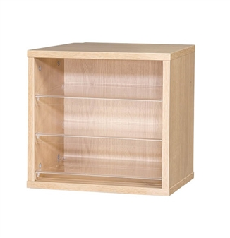 Wall Mounted 3 Space Pigeonhole Unit
