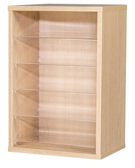 Wall Mounted 5 Space Pigeonhole Unit