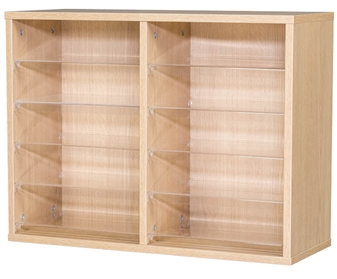 Wall Mounted 10 Space Pigeonhole Unit