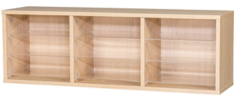 Wall Mounted 12 Space Pigeonhole Unit