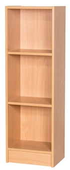 1500mm High Narrow Bookcase