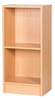 900mm High Narrow Bookcase