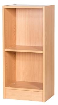 900mm High Narrow Bookcase