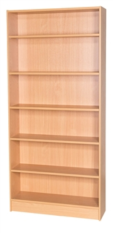 1800mm High Static Double Sided High Bookcase