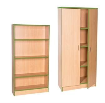 Sovereign Range Storage Bookcase & Cupboard