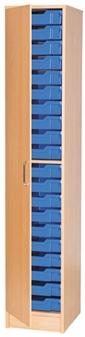 20 Tray Cuboard Single