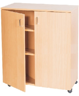 10 High Double Cupboard Unit