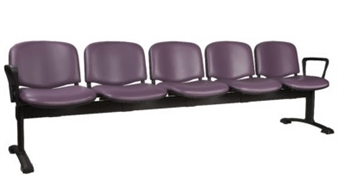 Ecton Bem Seating 5 Seater With Arms