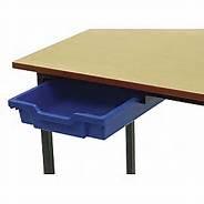 Beech Top Blue Tray