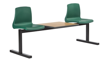2 Steater Beam With Table