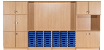 Learning Storage Wall