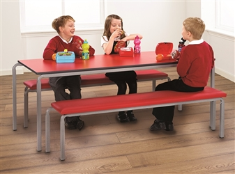 Gala Dining Table & Benches