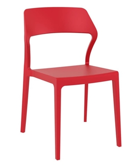 Snowden Side Chair - Red
