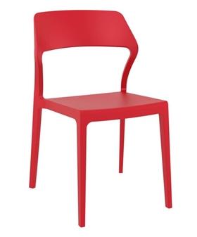 Snowden Side Chair - Red