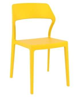 Snowden Side Chair - Yellow