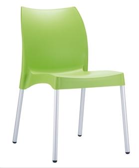 Midas Side Chair - Green
