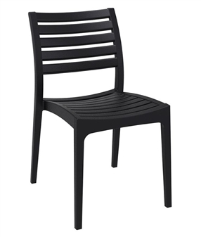 Marco Side Chair - Black