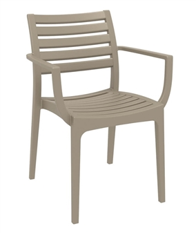 Marco Armchair - Taupe