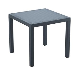Ridge Table - Dark Grey