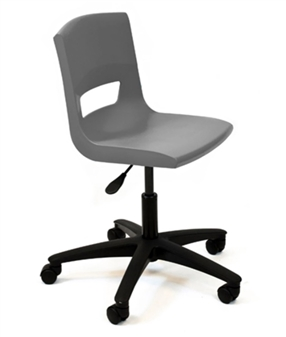 Postura Plus Task Chair - Nylon Base + Castors