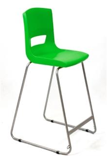 Postura Plus High Chair - Parrot Green