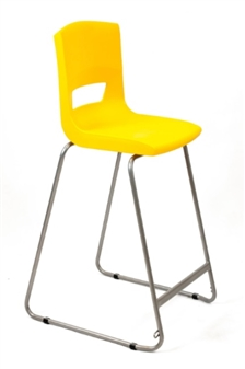 Postura Plus High Chair - Sun Yellow