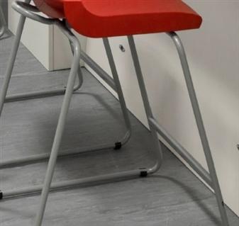 Postura Plus High Chair - Grab Handle Behind Seat