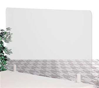 Freestanding Medical Acrylic Desk Divider Screens