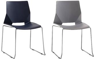 Jewel Chairs in Graphite & Space Grey
