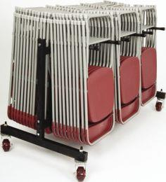 Chair Trolley Holds 60 Chairs