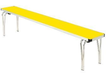 Contour Plus Stacking Bench -GP23 Yellow