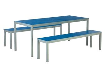 Capital Table & Benches