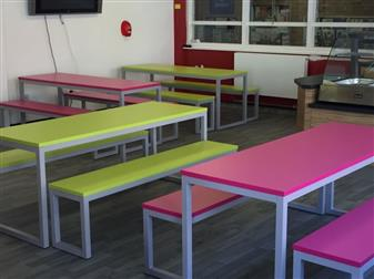 Moto Tables & Benches