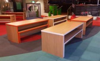 Woodland Tables & Benches
