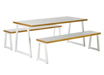 Stada Table & Benches