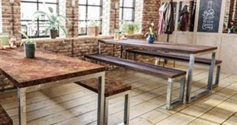 Urbane Tables & Benches