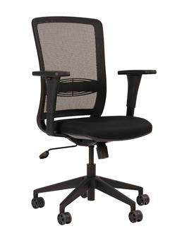 Plexus Mesh Back Operator Chair