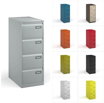 Colour Contract Filing Cabinets