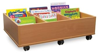 6 Bay Mobile Kinderbox