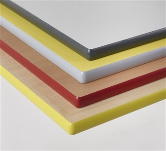 MDF Rounded Bullnose Edge