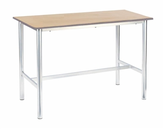 Premium H-Frame Art/Science/Craft/Laboratory Table