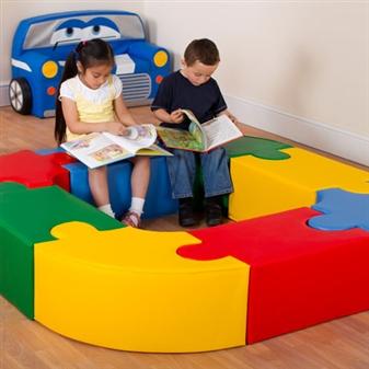Jigsaw Soft Seating - Set 2